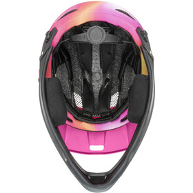 UVEX Jakkyl HDE 2.0 Helm, zwart/roze